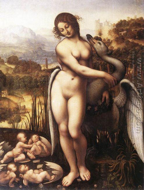 Leda (detail) 1508-15
