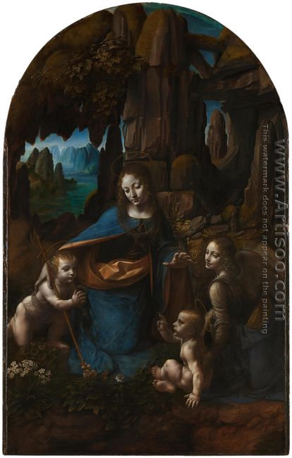 Virgin of the Rocks 1495-1508