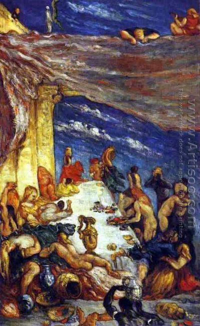 The Feast Aka The Banquet Of Nebuchadnezzar