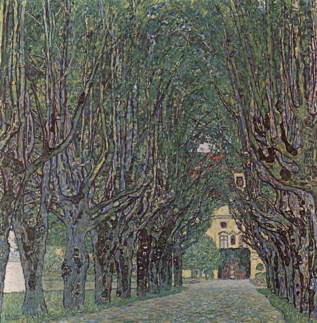 Avenue In Schlob Kammer Park