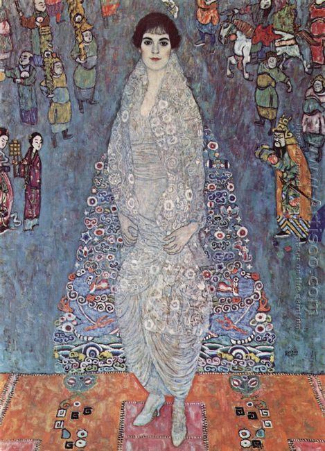 Portrait Of Baroness Elisabeth Bacchofen Echt