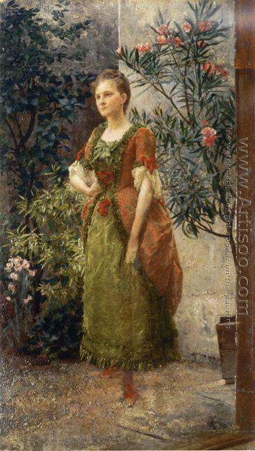 Portrait of Emile Floge