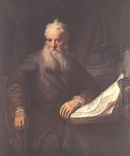 Apostle Paul 1635