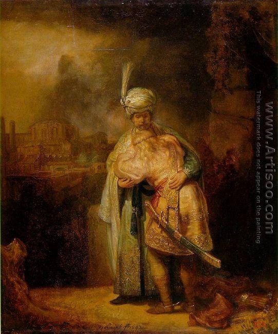 Biblical Scene 1642