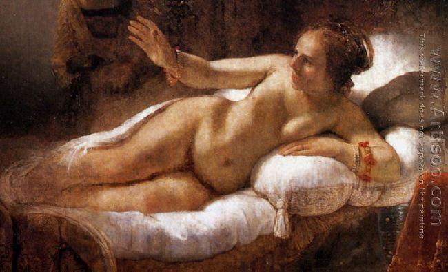 Danae (detail-3) 1636-47