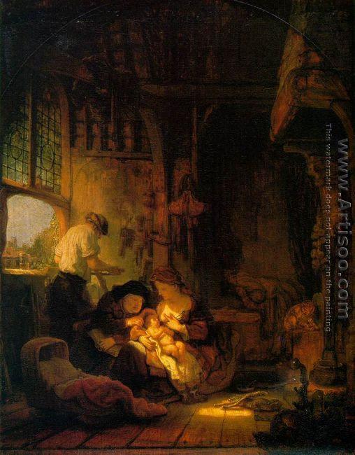 Holy Family 1640