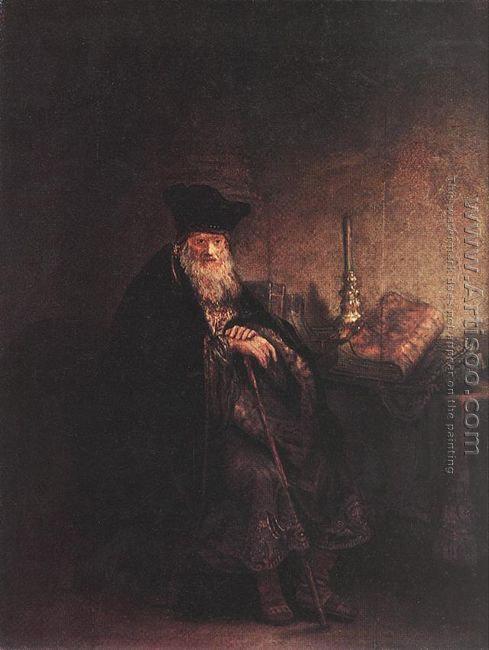 Old Rabbi 1642