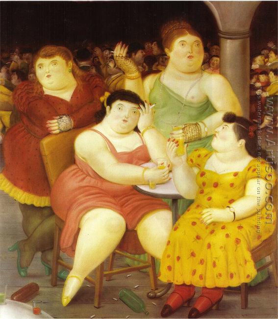 Four Woman