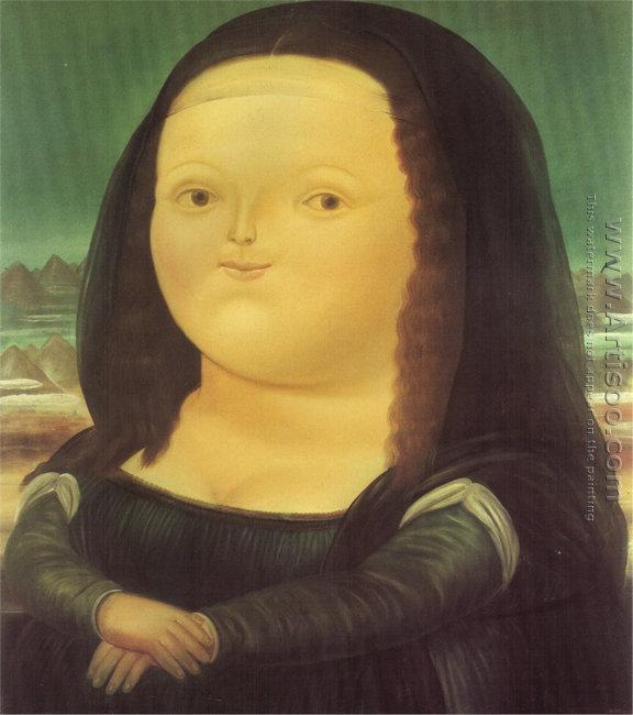 Mona Lisa Monalisa