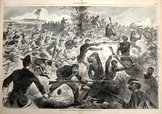The War for the Union, 1862