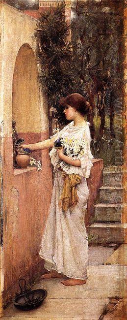 A Roman Offering 1890