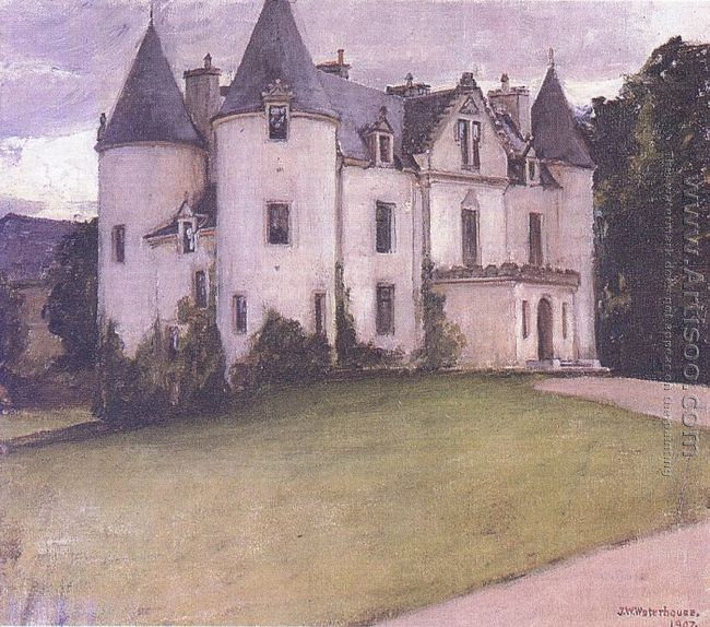 A Scottish Baronial House 1907