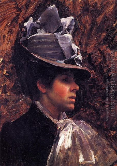 Esther Kenworthy Waterhouse 1885