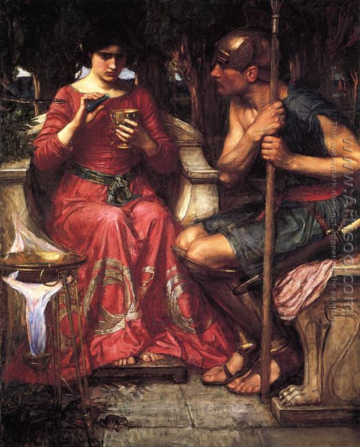 Jason and Medea (1907