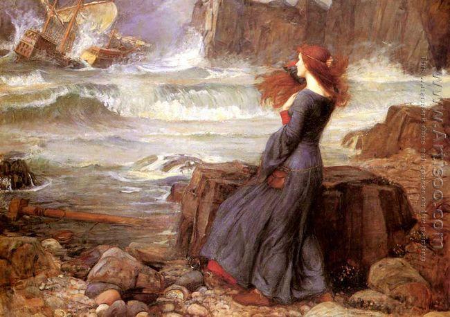 Miranda - The Tempest 1916