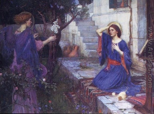 The Annunciation 1914