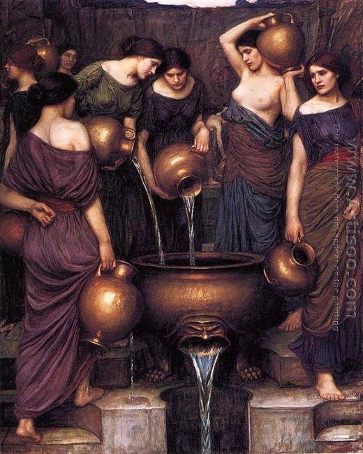 The Danaides 1906