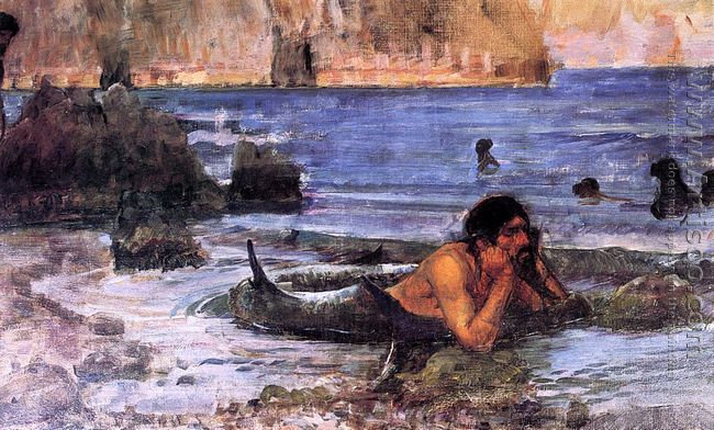 The Merman 1892