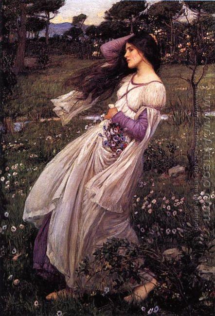 Windflowers 1903
