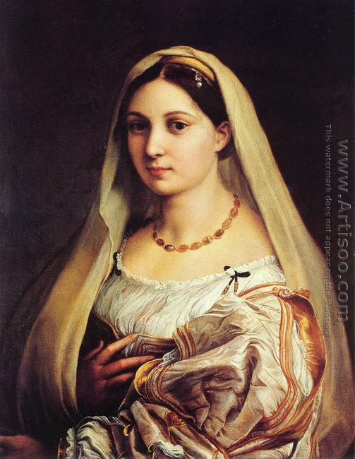 La Donna Velata 1516