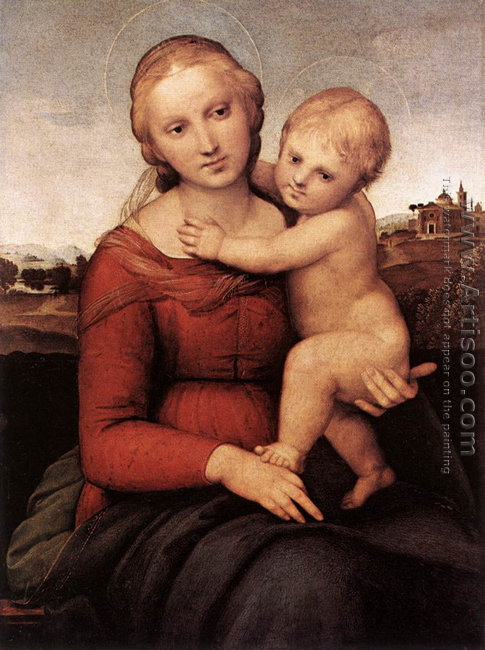 Madonna and Child (or The Small Cowper Madonna)