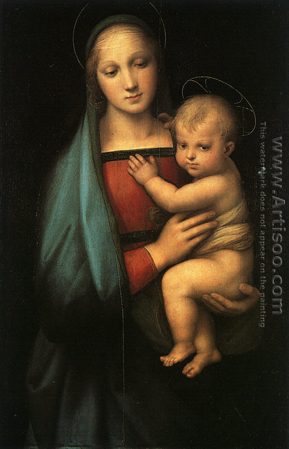 Madonna & Child (Madonna del Granduca) 1505