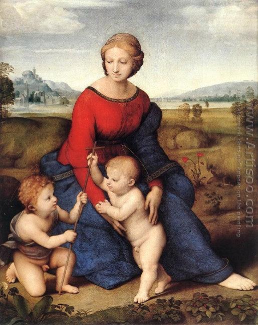 Madonna of Belvedere (or Madonna del Prato)