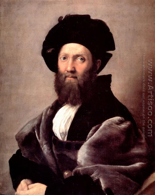 Portrait of Baldassare Castiglione 1414-15