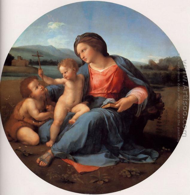 The Alba Madonna 1509
