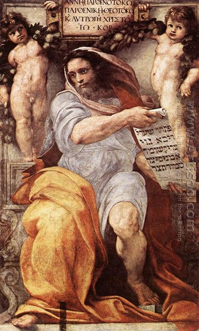 The Prophet Isaiah 1511-12