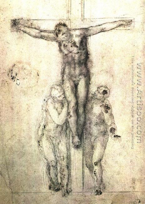 Crucifix c. 1556