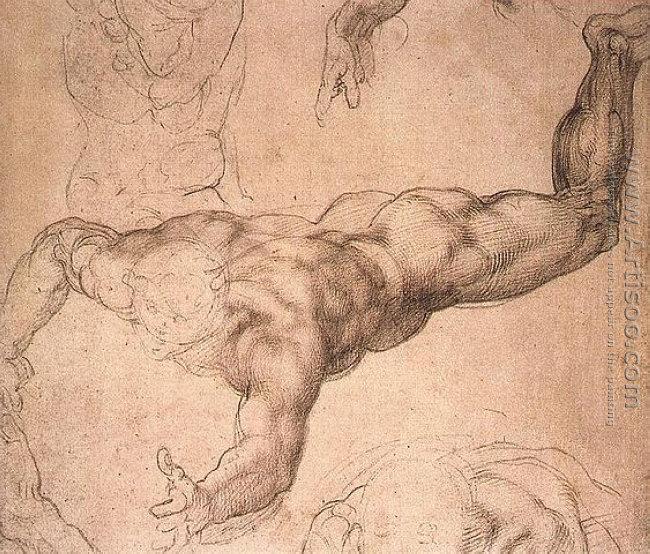Male Figure 1530s