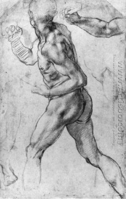 Male Nude 1505