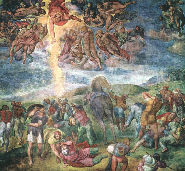 The Conversion of Saul 1542-45