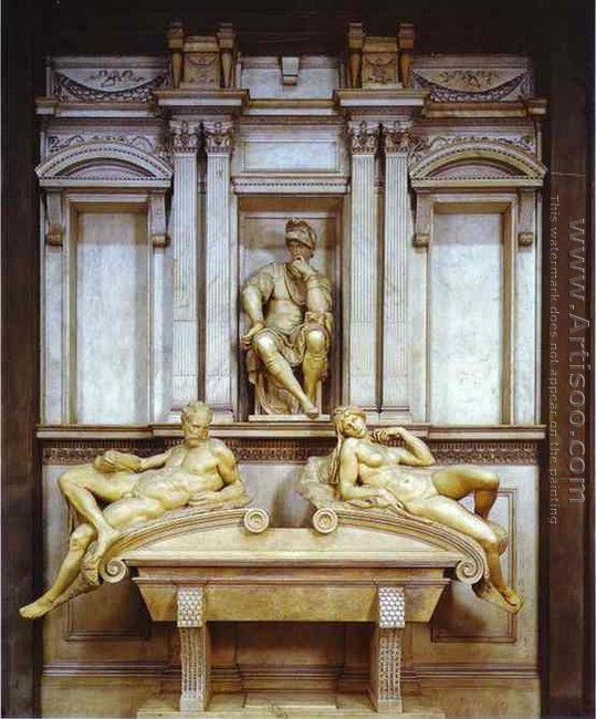 Tomb of Lorenzo de Medici