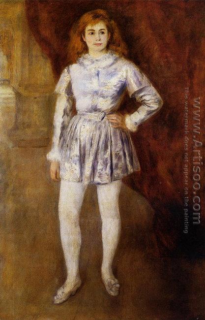 Madame Heriot En Travesti