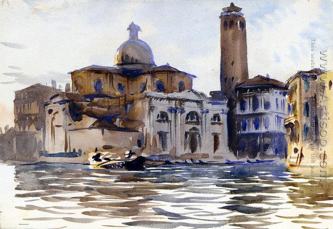Palazzo Labia and San Geremia, Venice