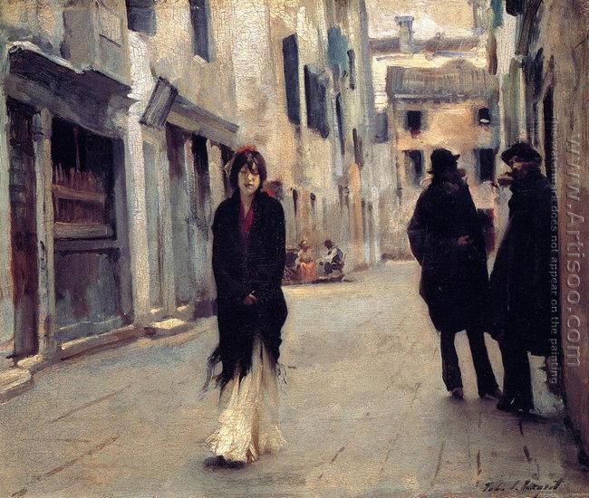 Street in Venice 2