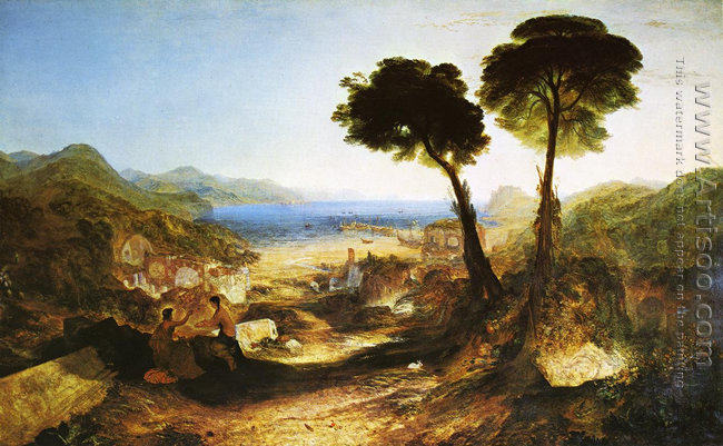 The Bay of Baiae with Apollo and the Sibyl 1823