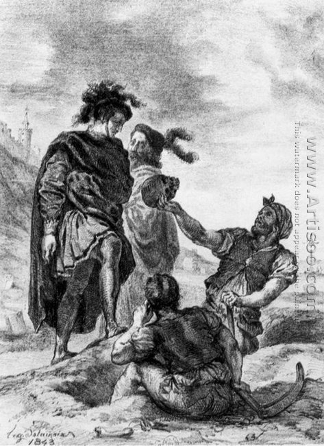 Las Meninas (detail-1) 1656-57