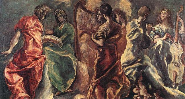 Angelic Concert c. 1610