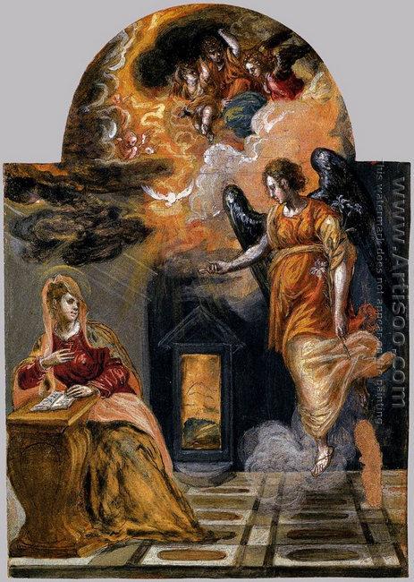 Annunciation 1568