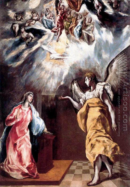 Annunciation 1608-14