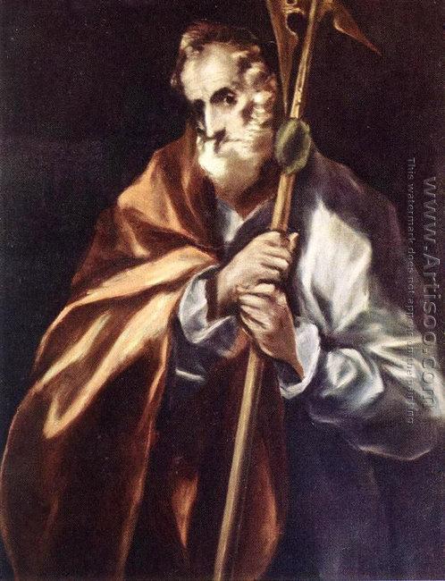 Apostle St Thaddeus (Jude) 1610-14