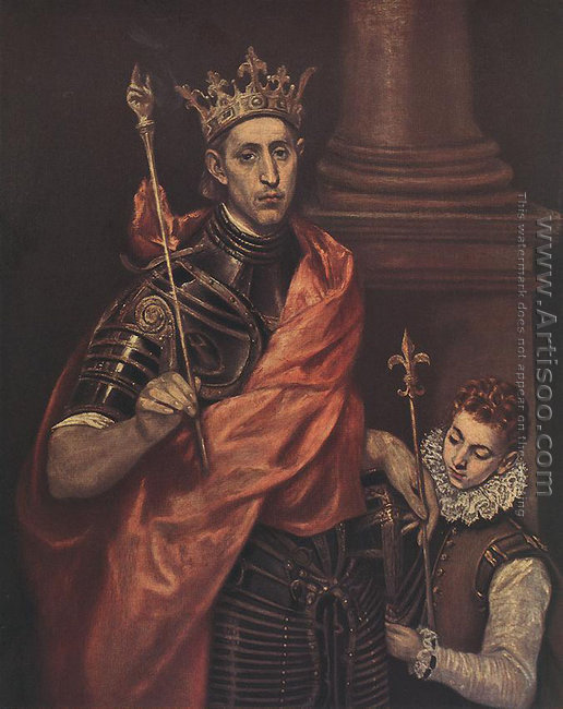 A Saintly King