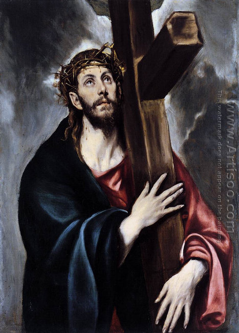 Christ Carrying the Cross, 1600-1605