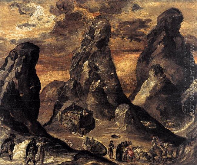 Mount Sinai 1570-72