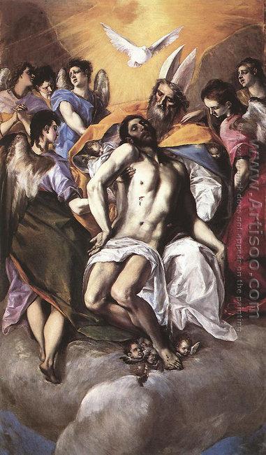 The Holy Trinity 1577-79