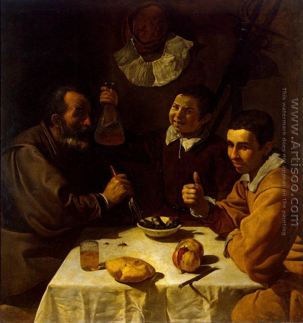 Breakfast c. 1618