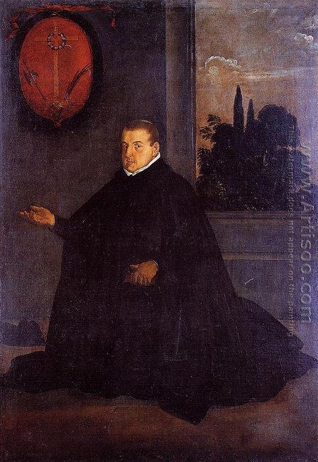 Don Cristobal Suarez De Ribera